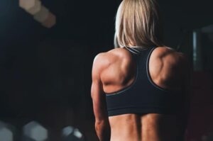 weight loss tips - build muscle