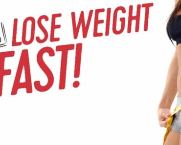 How to decrease weight fast