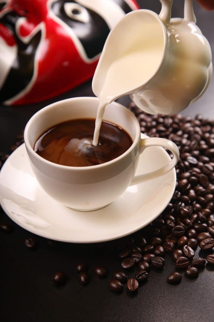 coffee-milk-volumetrics diet plan