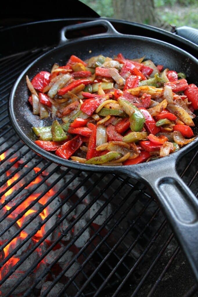 volumetrics diet plan - steak fajita