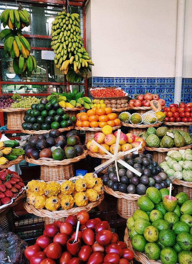 1500 calorie meal plan - fruits