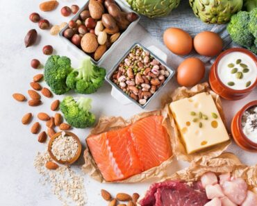 1200 Calorie High Protein Diet