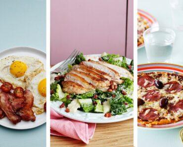 1300 Calorie Keto Meal Plan