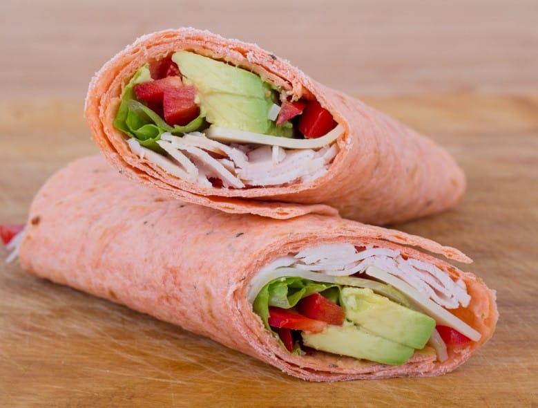1300 Calorie Keto Meal Plan - turkey and avocado