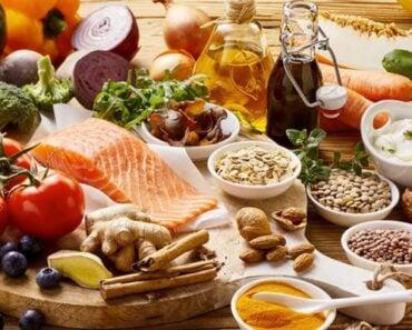 1800 calorie Mediterranean diet