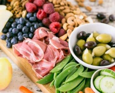 1200 Calorie Paleo meal plan