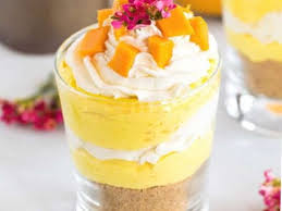 1700 calorie meal plan to Lose weight - mango trifle