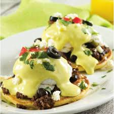1700 calorie meal plan to Lose weight - southwestern eggs