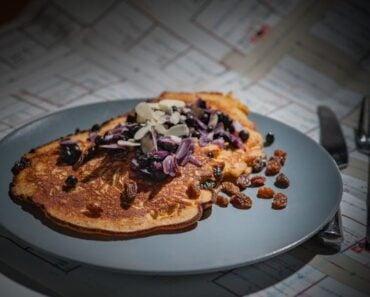 1100 Calorie Paleo meal plan