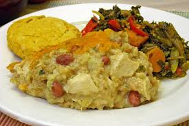 South beach diet phase 1 - turkey omelett