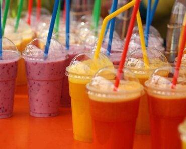 Paleo breakfast shake