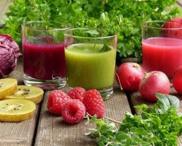 Vegetarian smoothie