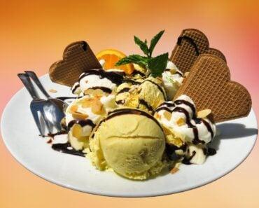 low calorie Paleo desserts