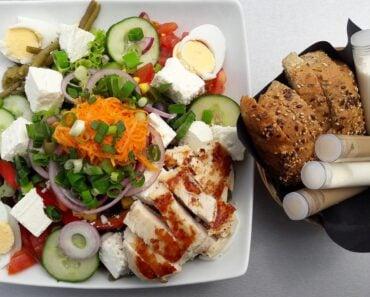 low carb paleo meal plan