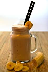 low carb smoothie recipes - peanut butter smoothie