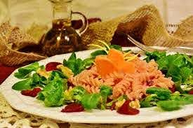 Pescatarian Keto meal plan - plain tuna salad