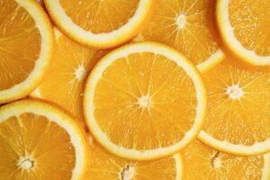 13 days diet - orange slices