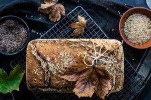 Healthy skin diet plan - bread