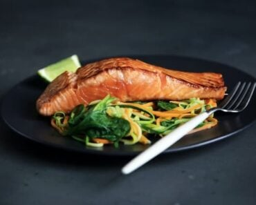 Dukan diet salmon recipes
