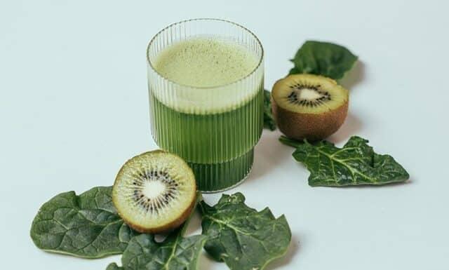 Fruit vegetable smoothie pecipes