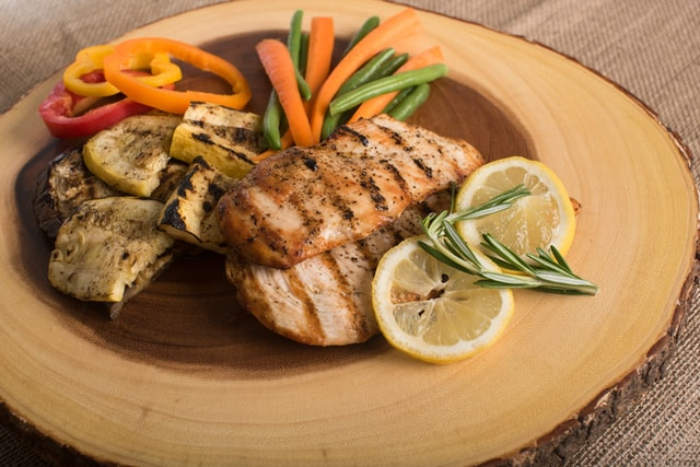 Healthy chicken breast recipes to lose weight