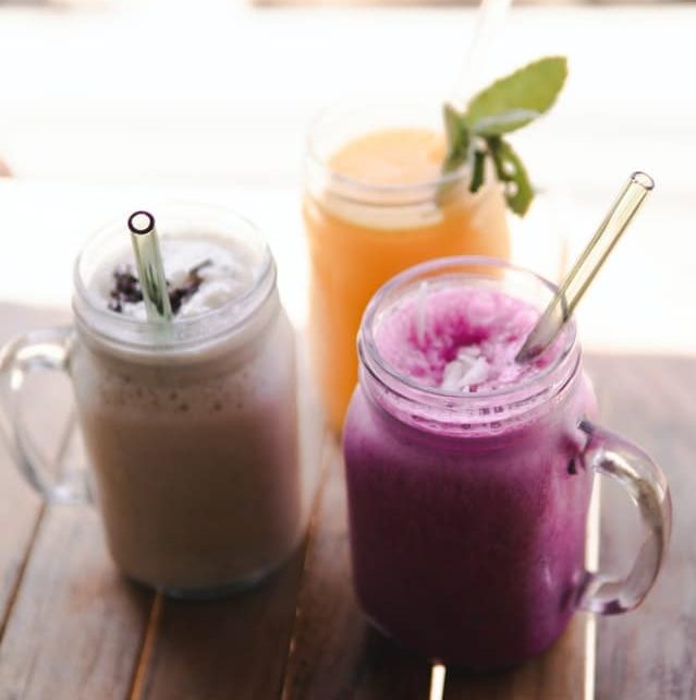 Healthy meal replacement smoothies for weight loss - Beet smoothie