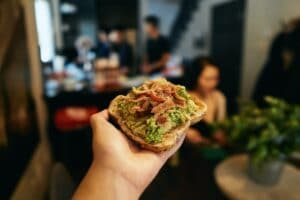 High protein lunches to take to work