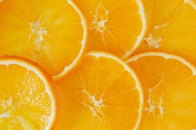 Orange diet plan