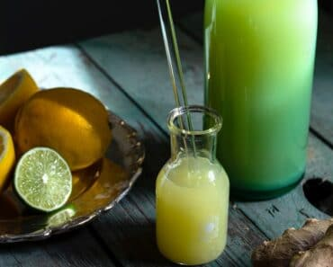 Cucumber and Ginger Juice
