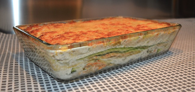 Keto lasagna bake