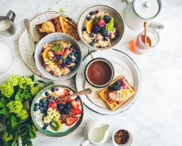 500 Calorie Breakfast