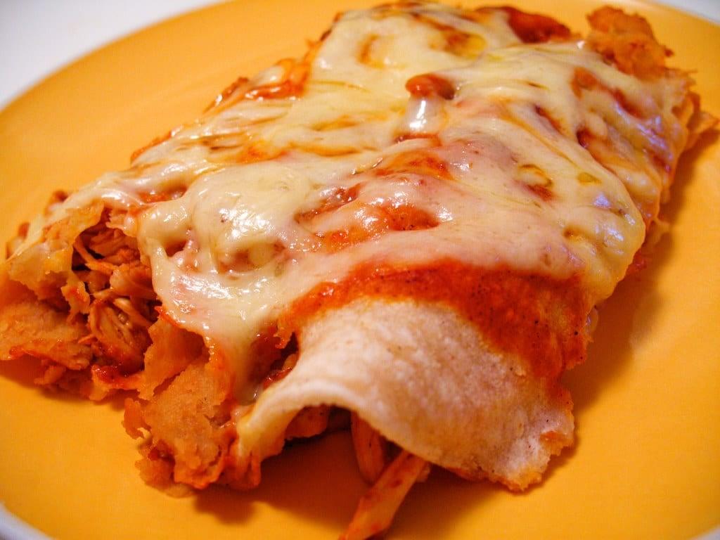 Keto enchiladas recipe