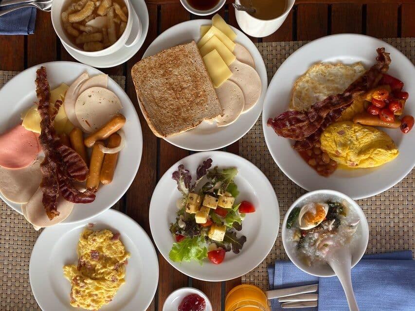 800 calorie breakfast