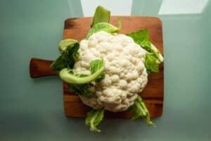 Foods to break intermittent fasting - cauliflower