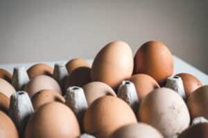 Foods to break intermittent fasting - eggs