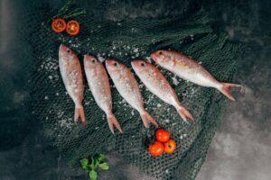 Foods to break intermittent fasting - fish