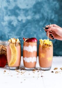 Foods to break intermittent fasting - smoothies