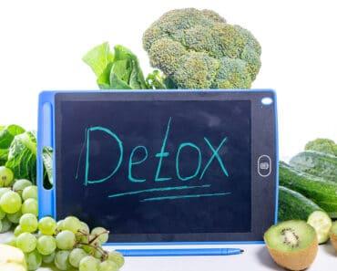 sugar detox food list