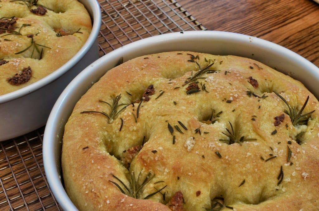 Delicious Keto Focaccia Bread Recipe