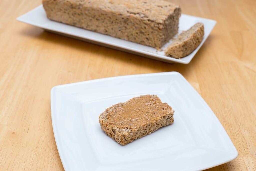 Low Carb Keto Loaf Bread Recipe