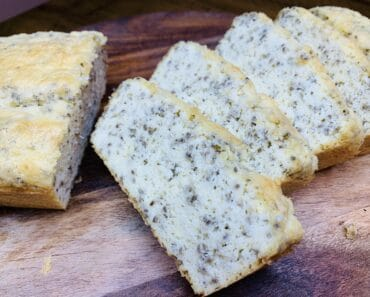 Low Carb Keto Loaf Bread