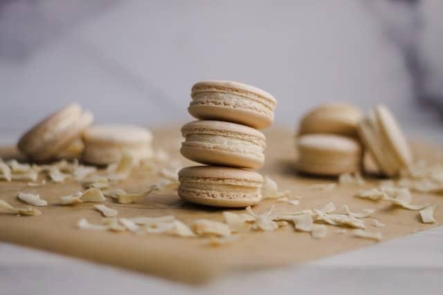 Sugar free macarons