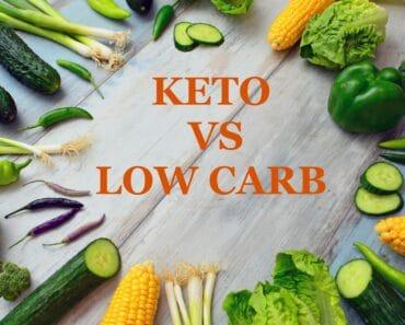 Keto vs Low Carb